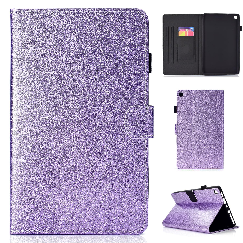 Cobalt Purple Fire HD 8 Tablet Case 7th Generation, 2017 Release