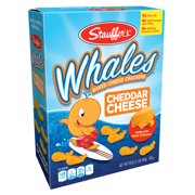 Stauffer's Whales Cheddar Cheese Crackers, 16 oz