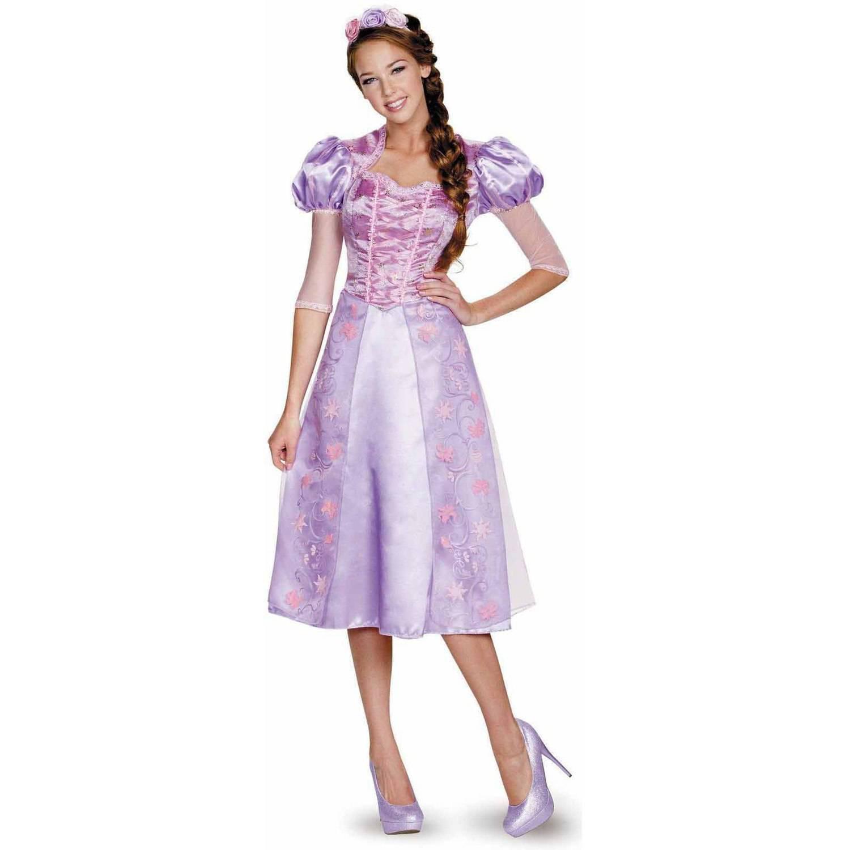 Disney Princess Rapunzel Deluxe Men's Adult Halloween Costume