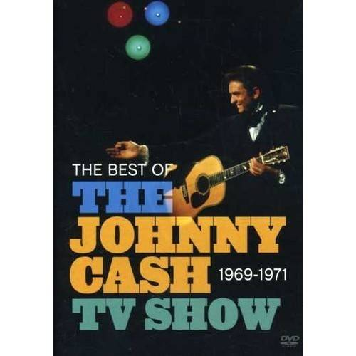 The Best Of The Johnny Cash TV Show 1969-1971 (Music DVD)
