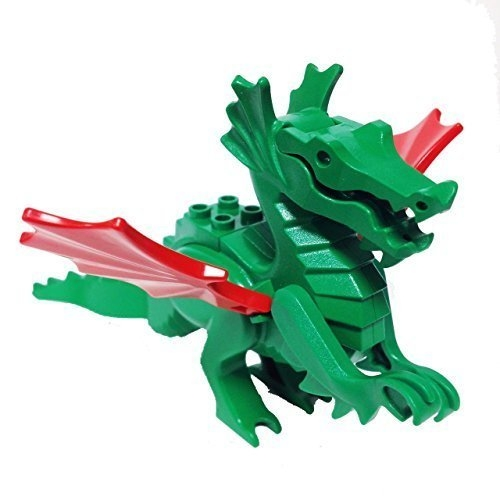 MinifigurePacks: Lego Castle - Dragon Knights Classic Gre...