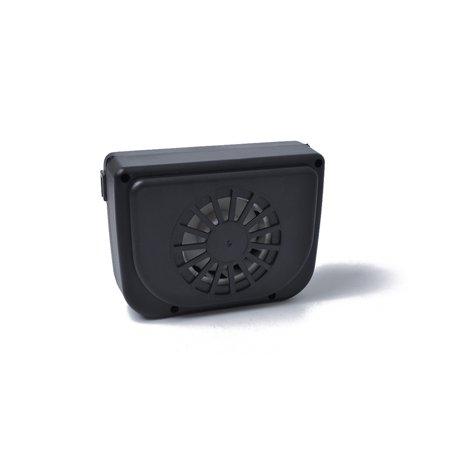 Universal Car Solar Energy Air Exhaust Fan Energy-saving Cooling Fans Car Accessories Color:black Power:0.3W - image 3 de 8