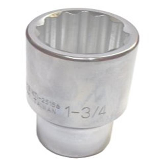 K Tool International KTI25156 1 in. Drive 12 Point 1.75 in. Socket - image 1 de 1