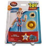 Toy Story Hawaiian Vacation Woody Action Figure -- 6'' H -- With Build Trixie Part - Toy Story Hawaiian Vacation