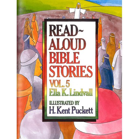 Read Aloud Bible Stories Vol. 5 : The Stories Jesus - Read Aloud Halloween Books