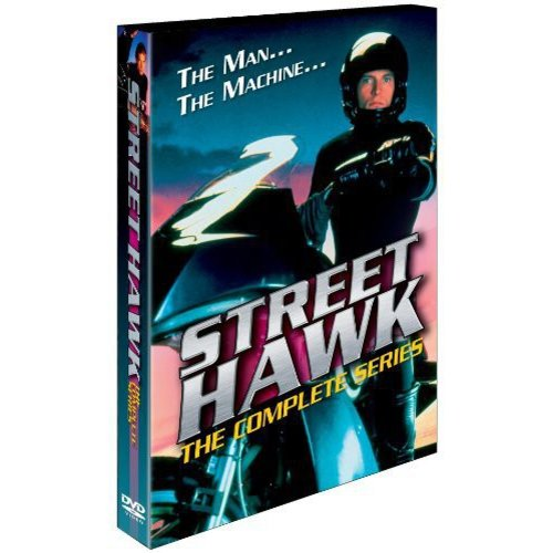 Street Hawk: The Complete Series (Full Frame)