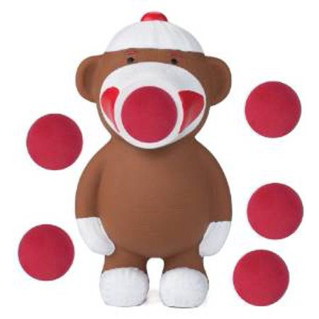 Hog Wild Sock Monkey Popper Foam Battle - Sock Monkey Merchandise