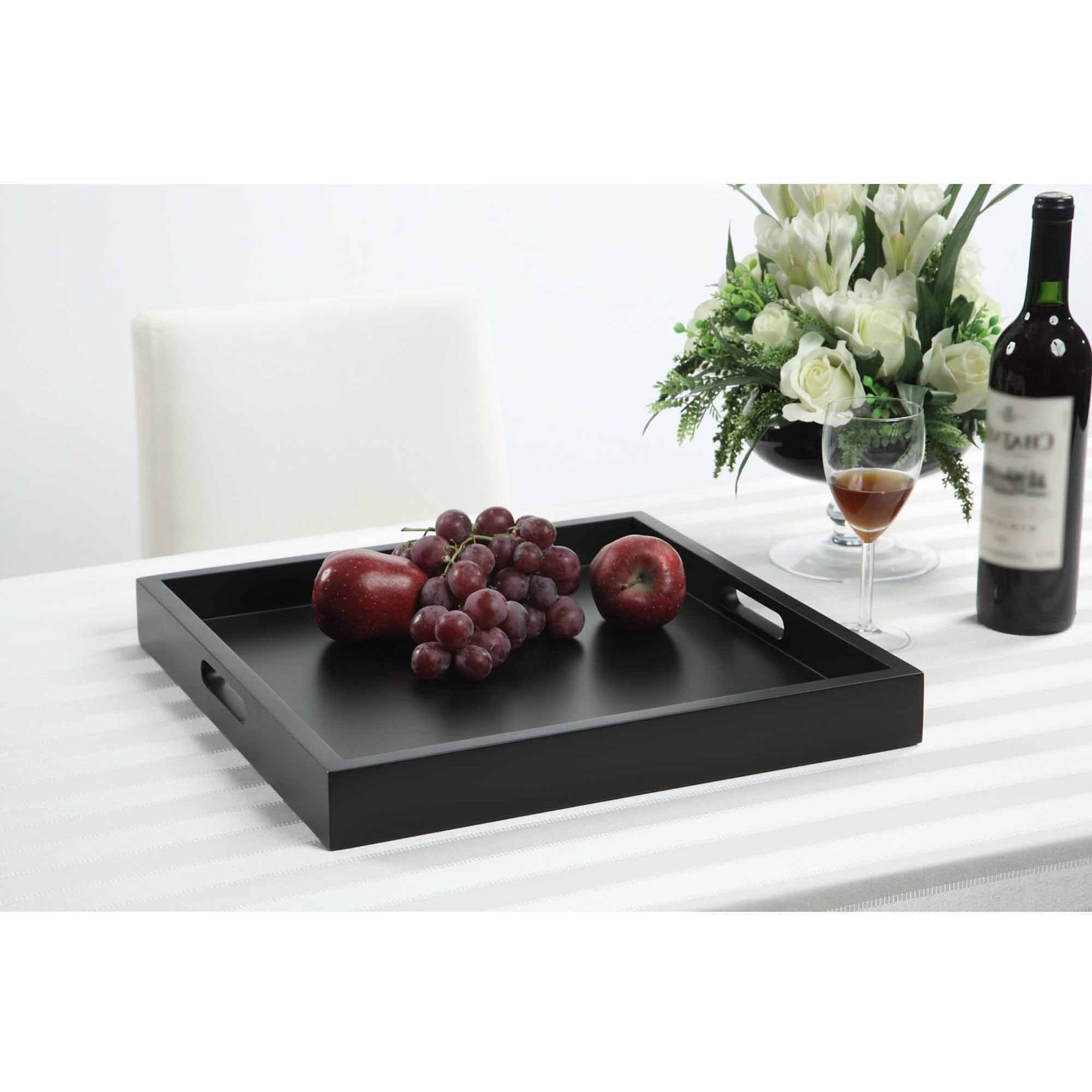 Convenience Concepts Palm Beach Serving Tray, Multiple Colors