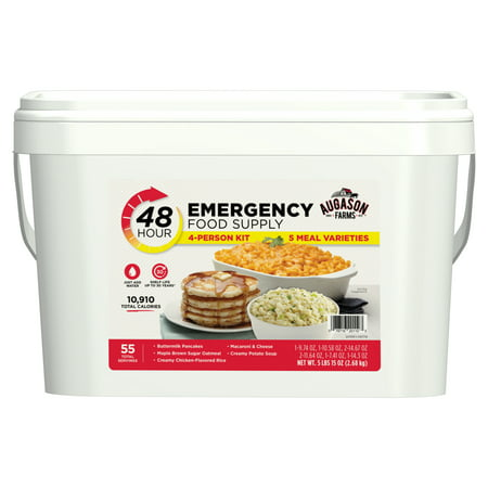 Augason Farms 48-Hour 4-Person Emergency Food