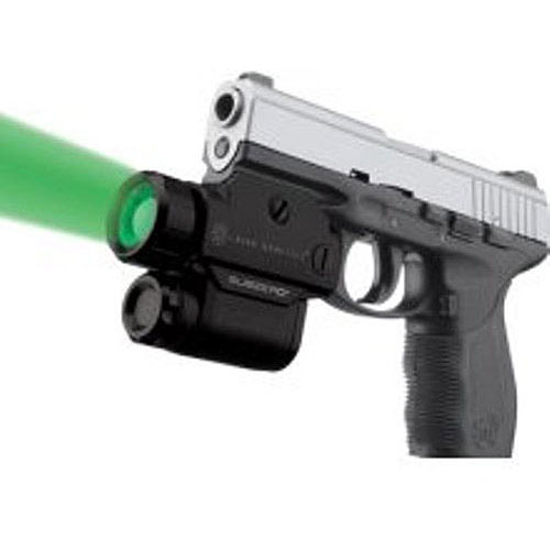 Laser Genetics ND-3P Subzero Self Defense Laser Designator with Pistol Mount