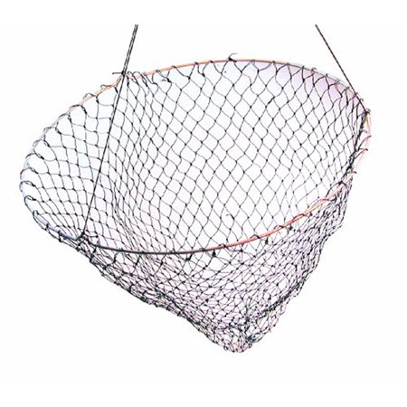Frabill bridge pier net 36 hvy green poly 1002 for Fishing nets walmart