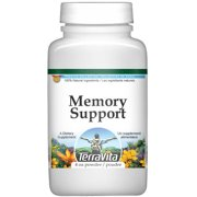 Memory Support Powder - Periwinkle, Ginkgo Biloba and Sage (4 oz, ZIN: 517196)