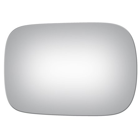Burco 2950 Driver Side Replacement Mirror Glass for Volvo V70, XC70, XC90 ()