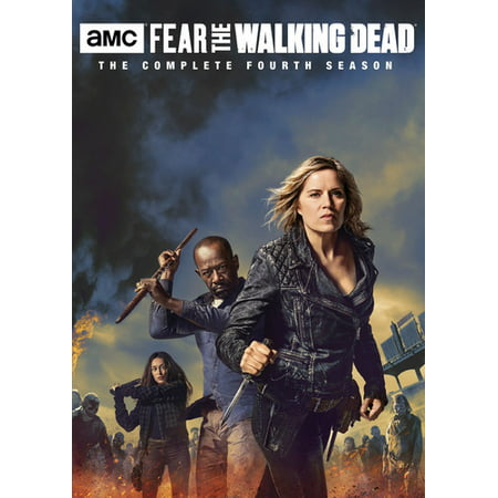 Fear the Walking Dead: The Complete Fourth Season (DVD)](The Walking Dead Hershel)