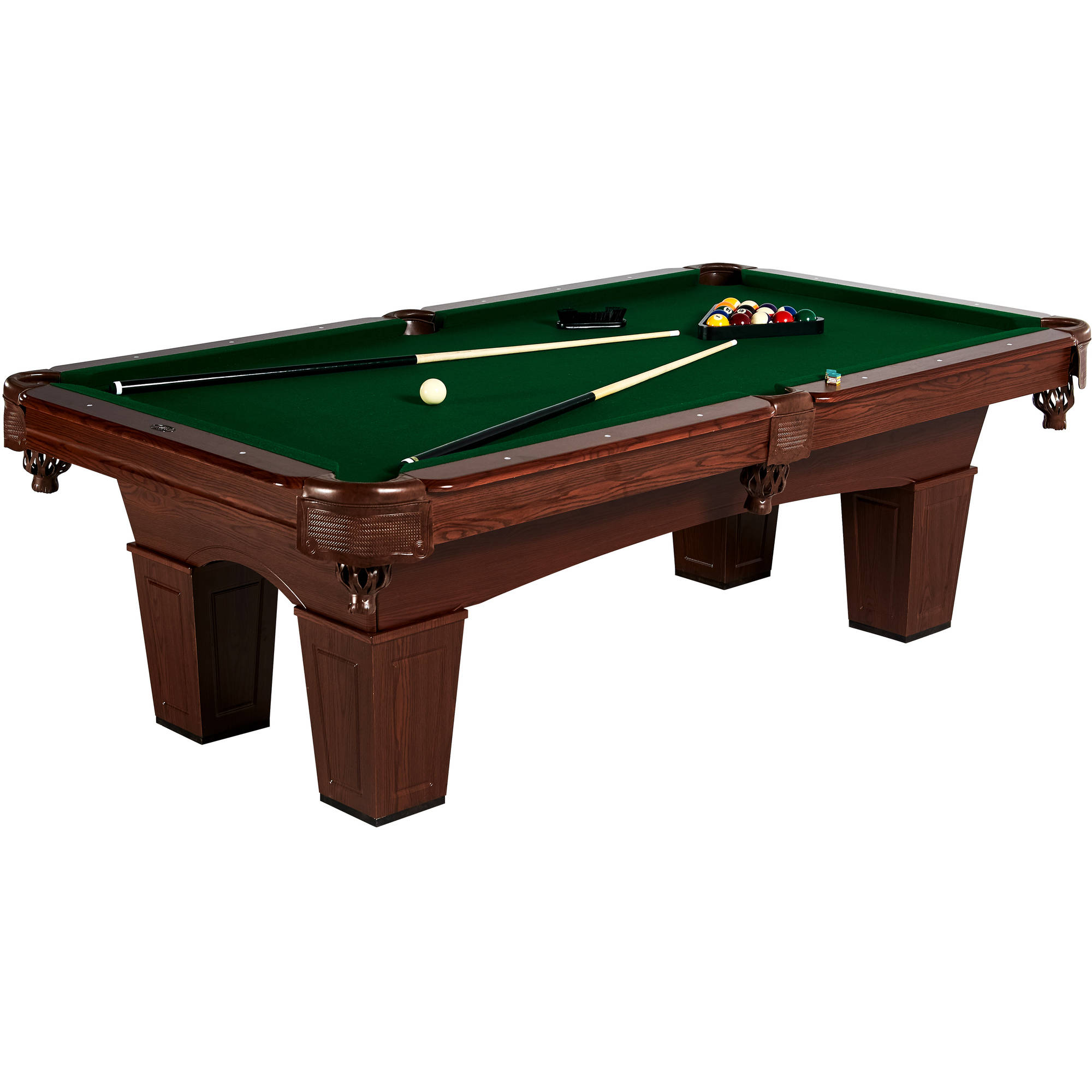 MD Sports Crestmont 8 ft Billiard Pool Table
