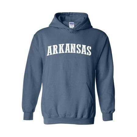 Arkansas Unisex Hoodie Hooded Sweatshirt