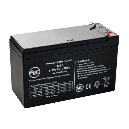 Best Power Unisys Pw9125 2000 20R 12V 9Ah Ups Battery   This Is An Ajc Brand  174  Replacement