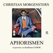 Aphorismen - Audiobook