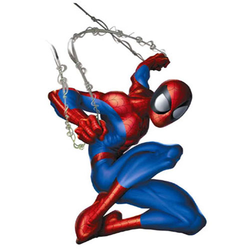 York Wallcoverings 12440819 Marvel Comics Spider-man Prepasted Wall Accent Mural