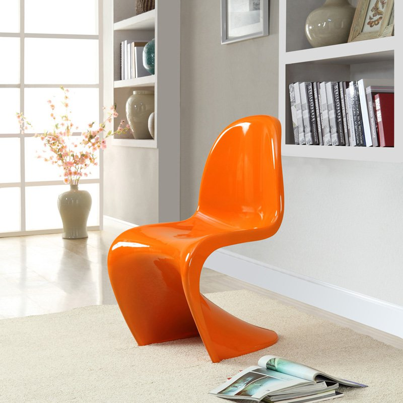 Modway Slither Dg Side Chair, Multiple C