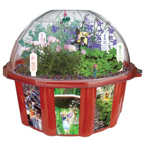 Fairy Garden Kits: Triad Dome Terrarium