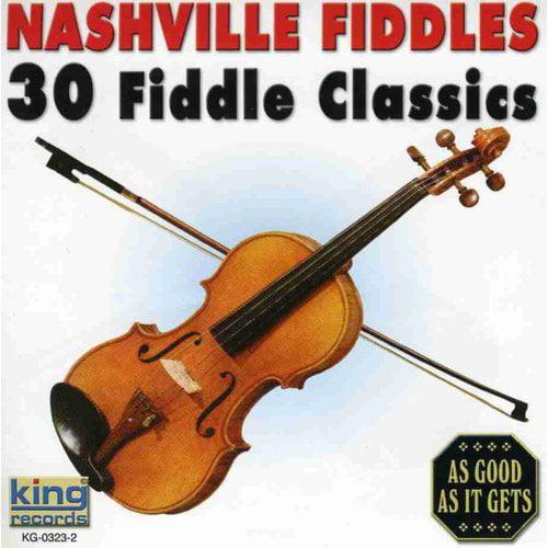 30 Fiddle Classics