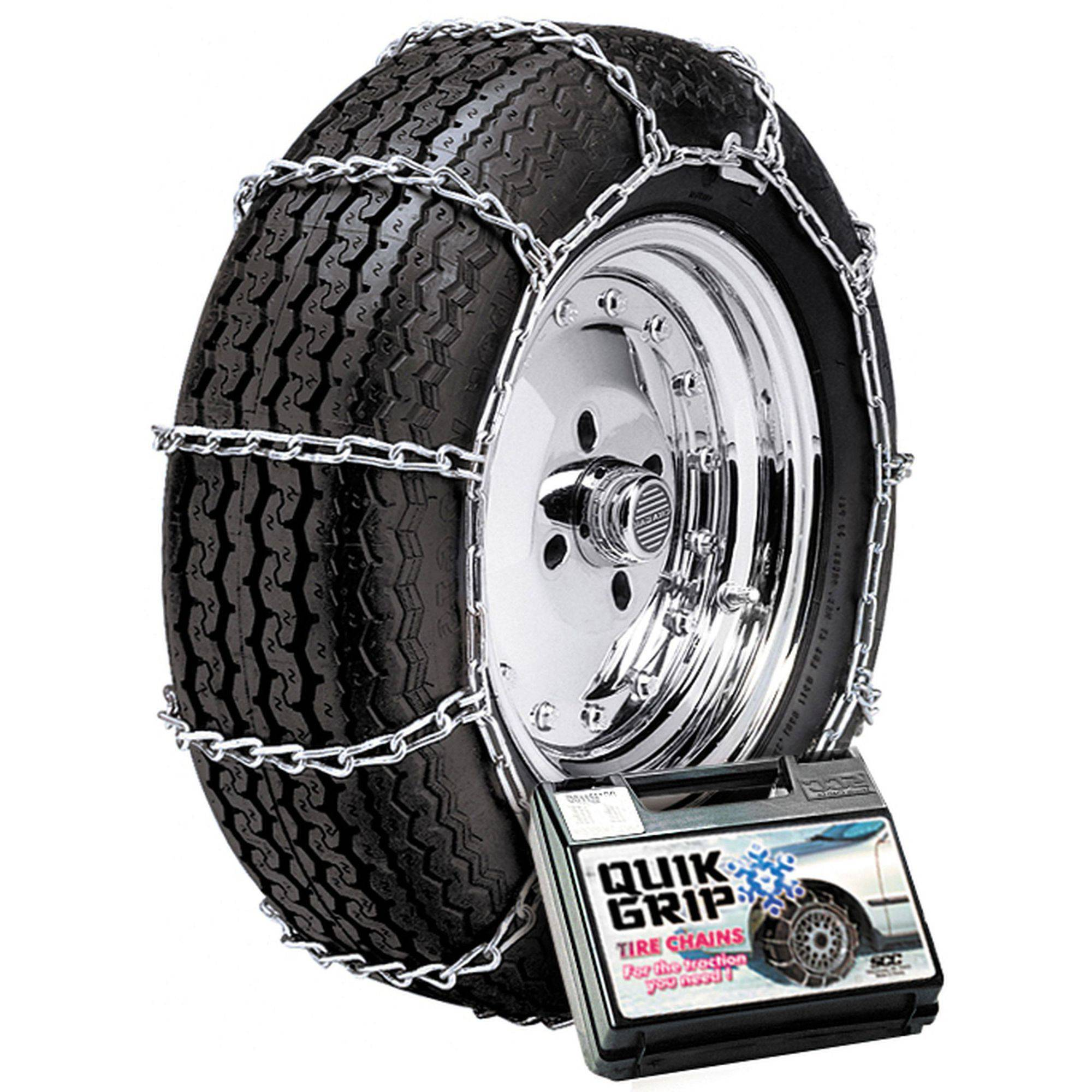 Car and Small Van Tire Chains by Peerless Chain Company