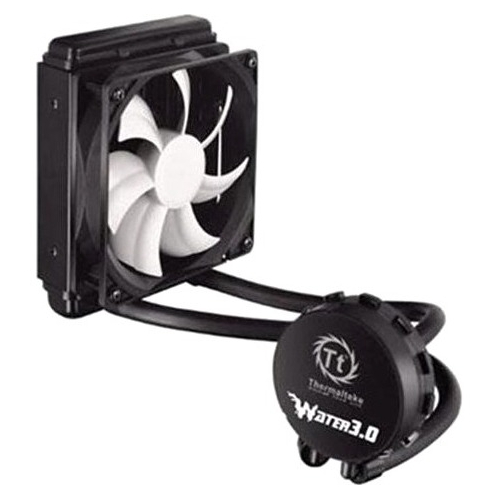 Thermaltake Water 3.0 Performer 240mm Water Liquid Cooling Gaming CPU Cooler AIO - CLW0222-B