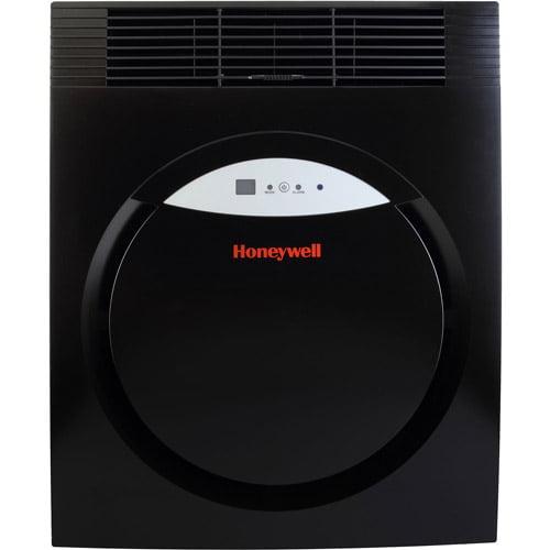 Honeywell MF08CESBB 8,000 BTU Portable Air Conditioner with Remote Control, Black