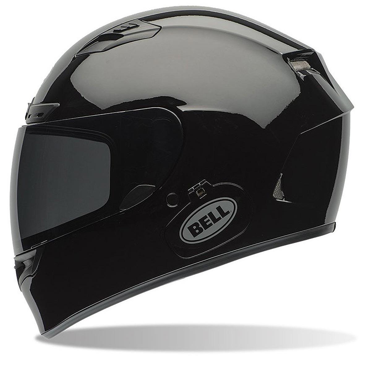 Bell Helmets Bell Qualifier DLX Black Full Face Helmet