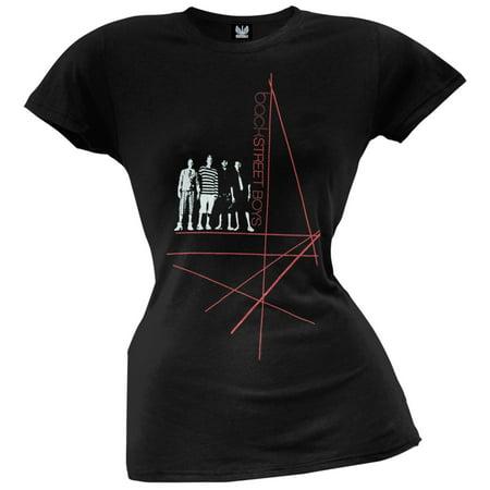 Backstreet Boys - Red Lines Juniors T-Shirt