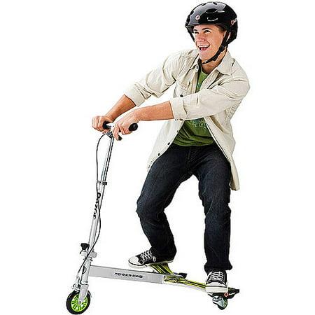 Razor Powerwing DLX 3 Wheel Kick Scooter- Side to Side Ride
