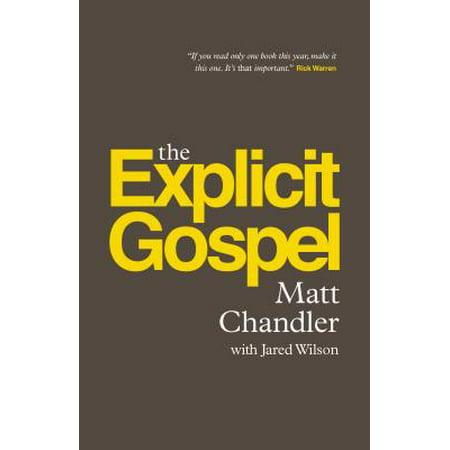 The Explicit Gospel (Gospel Light Curriculum)