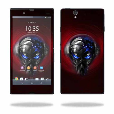 Mightyskins Protective Vinyl Skin Decal Cover for Sony Xperia Z 4G LTE T-Mobile wrap sticker skins Beat Bot](sony xperia ion lte price)