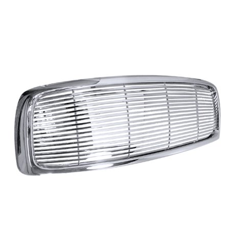 Spec-D Tuning For 2002-2005 Dodge Ram 1500 2500 Grill Grille 2003 2004 2002 2003 2004 2005 Dodge Grille Guard