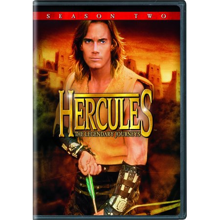 Hercules: The Legendary Journeys - Season Two (DVD) (Hercules Dad)