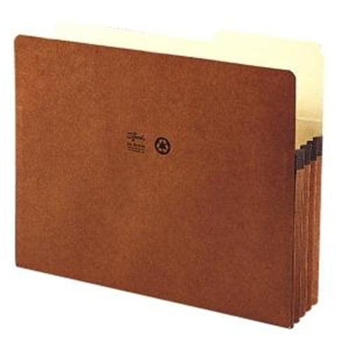Smead TUFF Pocket File Pocket 73088