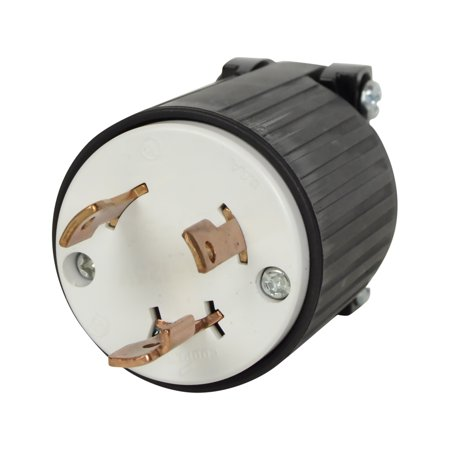 Cooper L5-30P 125V 30 Amp Twist Lock L5 NEMA Connector Plug