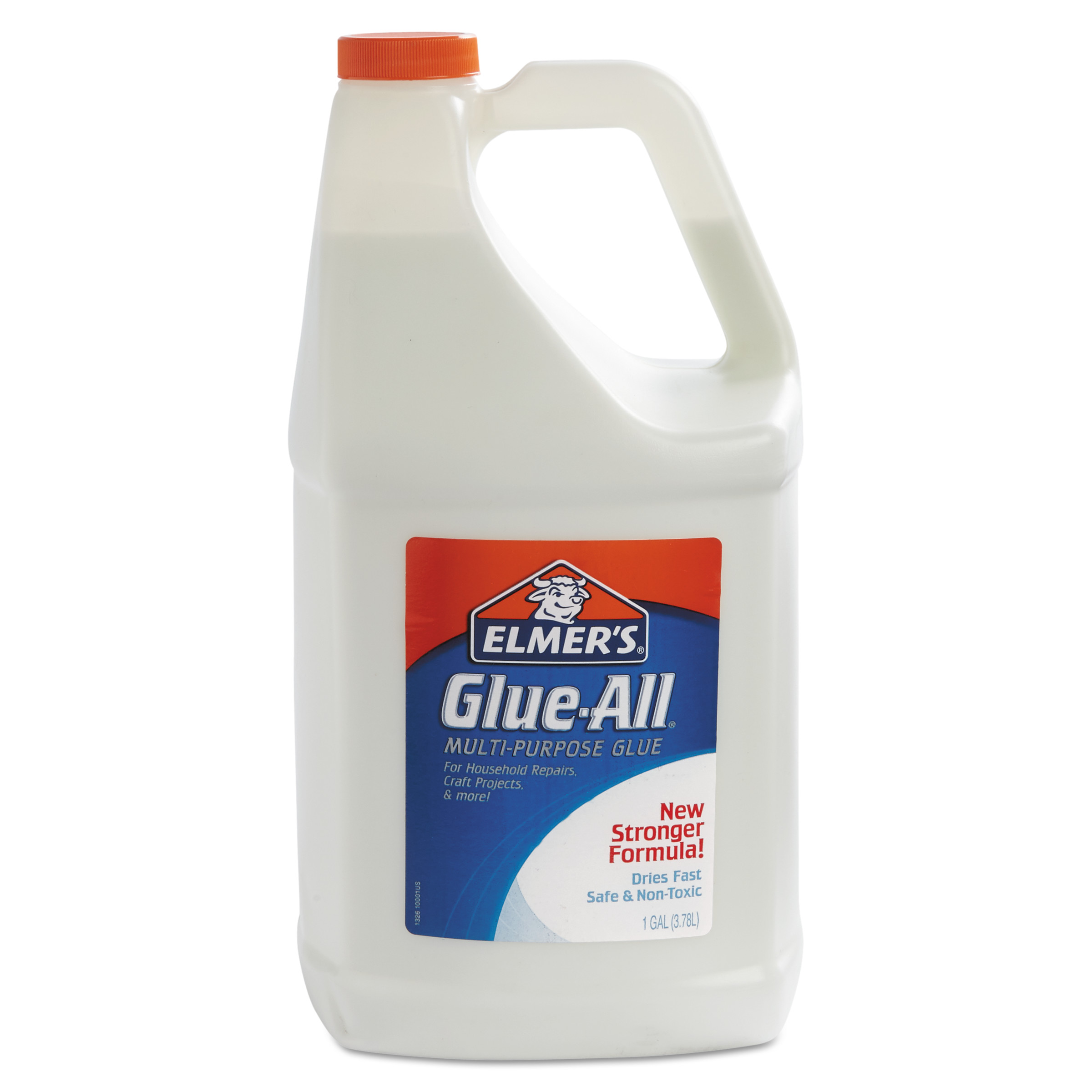 Elmer's Glue-All White Glue, Washable and Repositionable, 1 Gallon