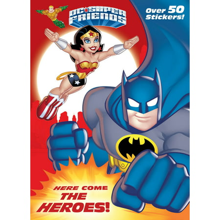 Here Come the Heroes! (DC Super Friends)