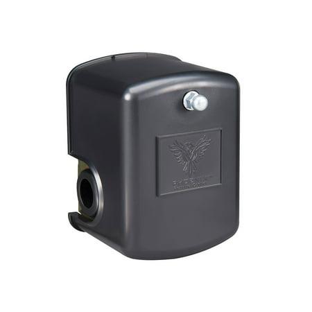 Phoenix Pressure Control FSG2J24 40/60 PSI Water Pump Switch (Square-D (40 Psi Pump Pressure Switch)