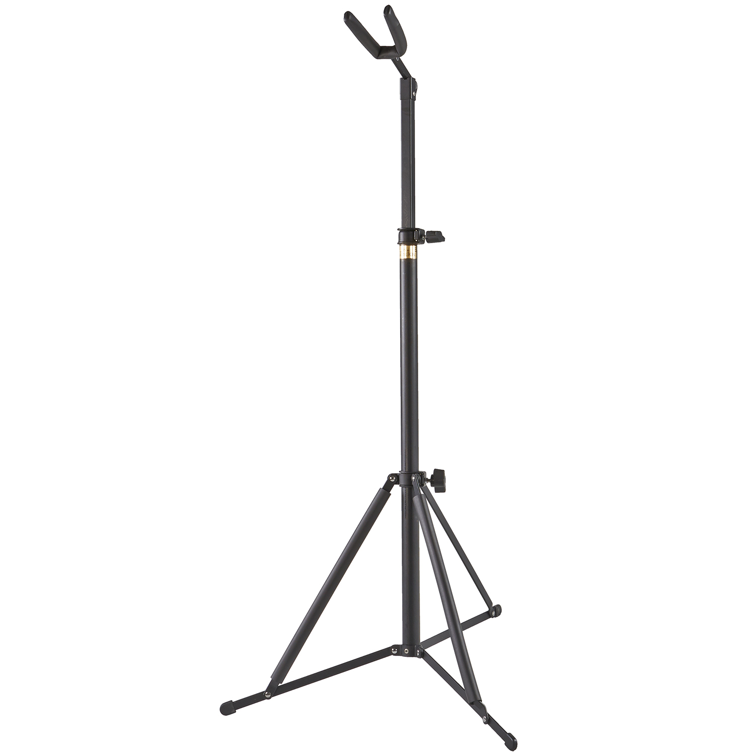"Hamilton ""The Original"" Hanging Guitar Stand Black by Hamilton Stands"