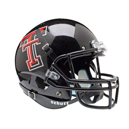 Texas Tech Red Raiders Schutt Xp Full Size Replica Helmet