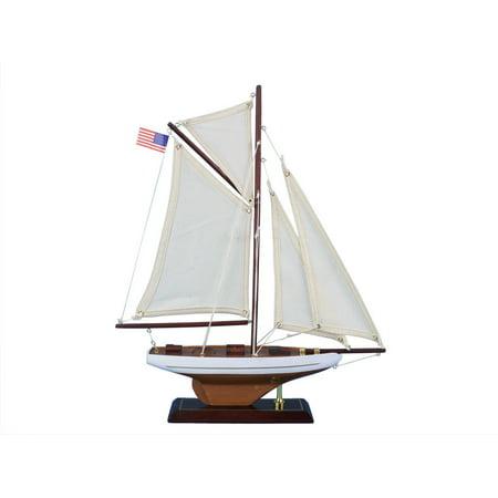 Model Sailboat - Columbia 16