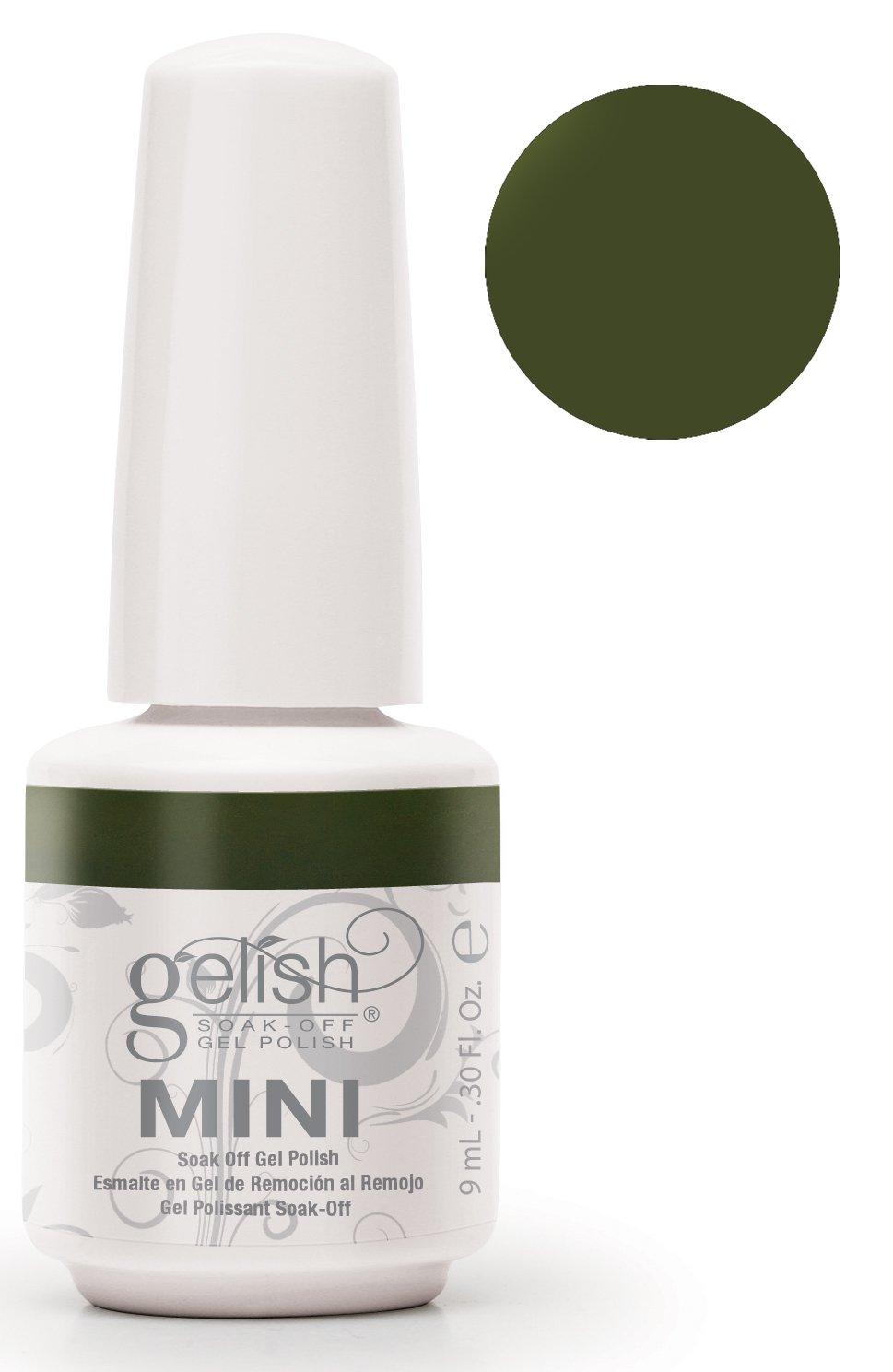Gelish Mini Dear Johnny Green UV LED Soak Off Gel Nail Polish Bottle ...