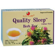 Health King Quality Sleep Sweet Dreams Tea, 20 Ct