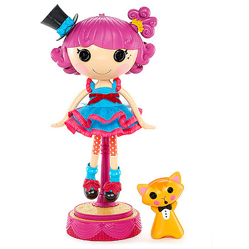 Lalaloopsy Silly Hair Star Harmony B. Sharp Interactive Doll