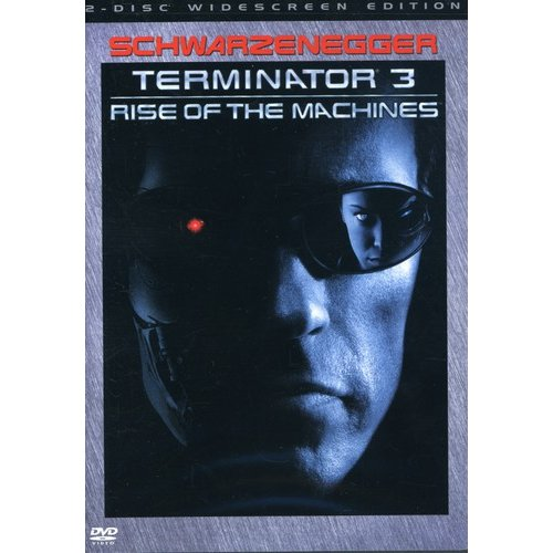 Terminator 3: Rise of the Machines (Two-Disc Widescreen Edition) [DVD]