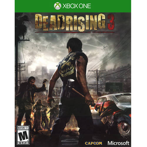 Dead Rising 3 (Xbox One) - Pre-Owned