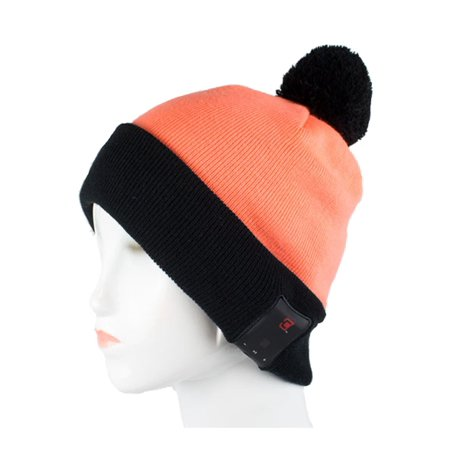 a20d1a90279 Orange is the New Black Blu-Toque Bluetooth Beanie with Built-In Headset -  Walmart.com